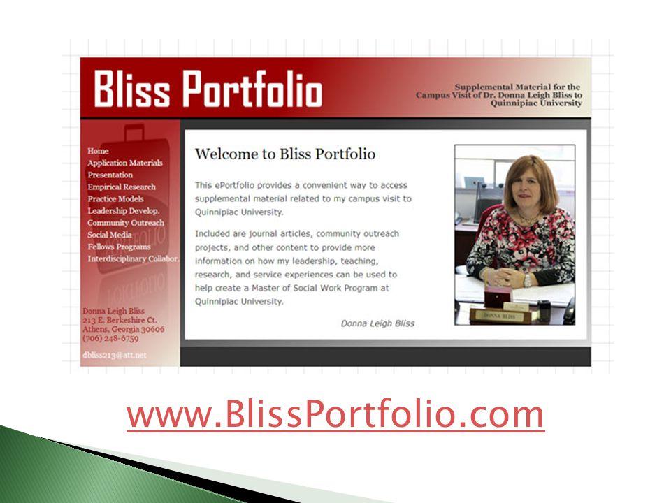 www.BlissPortfolio.com