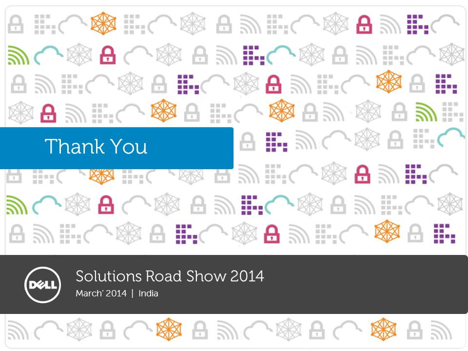 Solutions Road Show 2014 March' 2014 | India Thank You