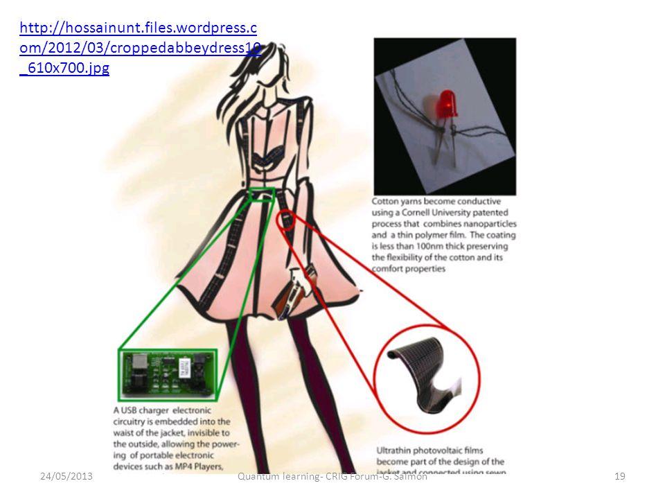 http://hossainunt.files.wordpress.c om/2012/03/croppedabbeydress10 _610x700.jpg 24/05/201319Quantum learning- CRIG Forum-G.