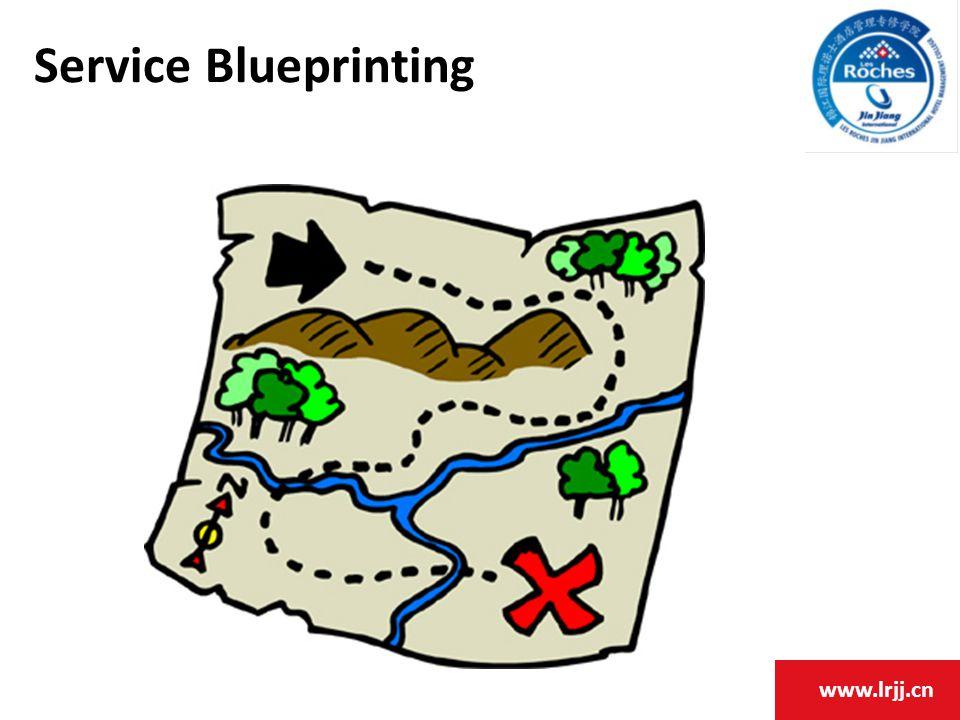 www.lrjj.cn Service Blueprinting