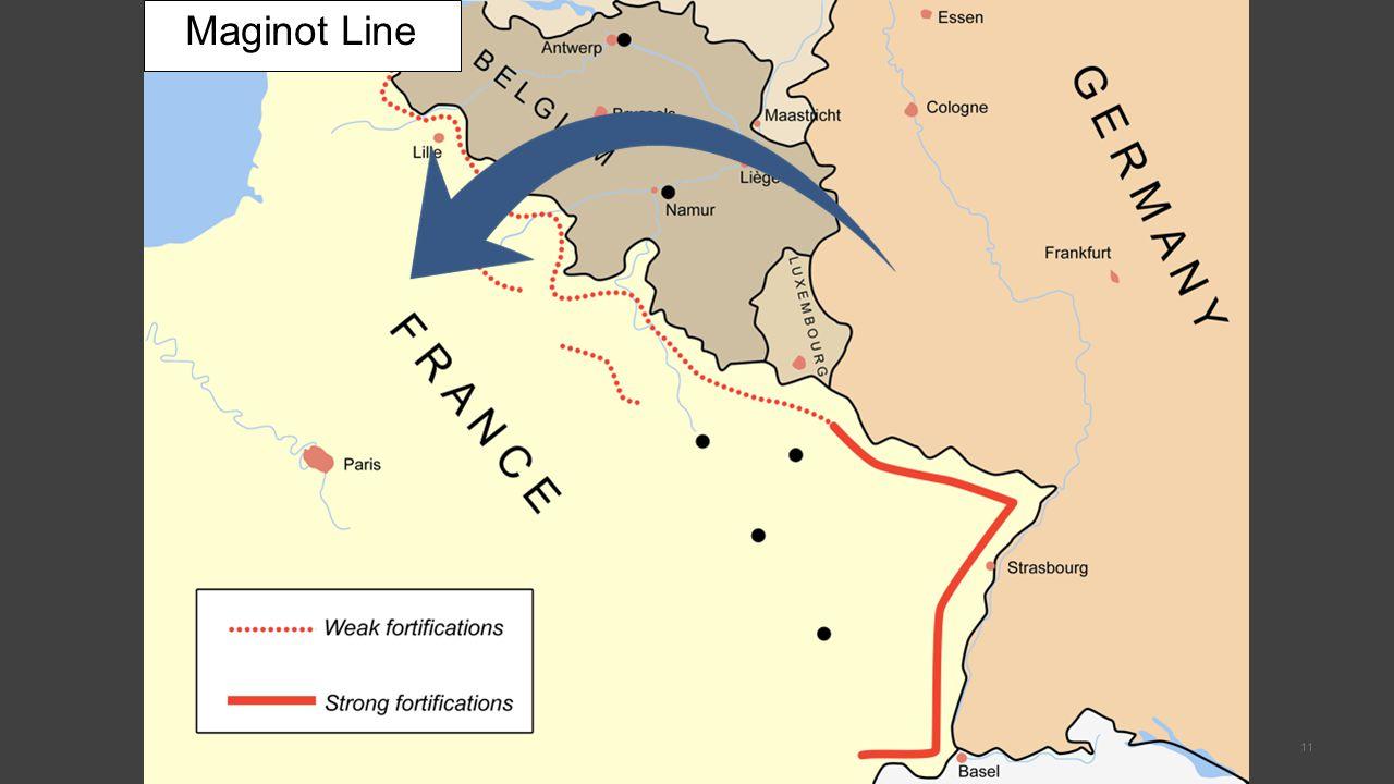 11 Maginot Line