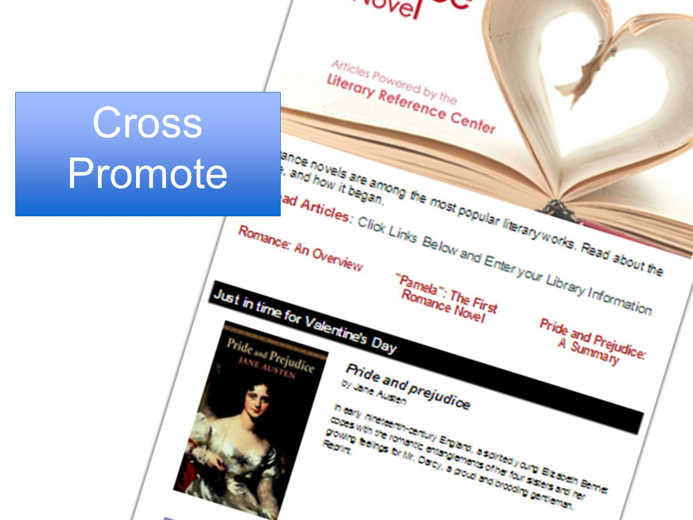 Cross Promote