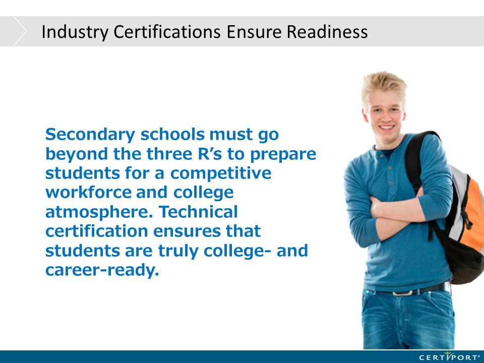 Certiport – World Leader in Certification Exams