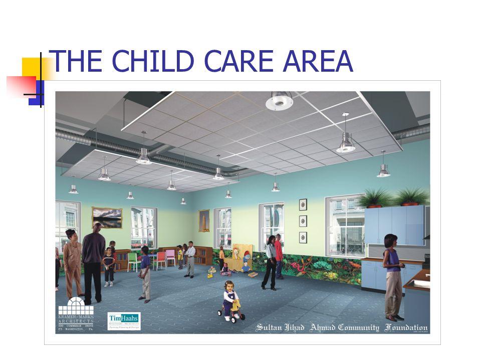 THE CHILD CARE AREA