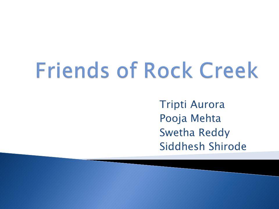 Tripti Aurora Pooja Mehta Swetha Reddy Siddhesh Shirode