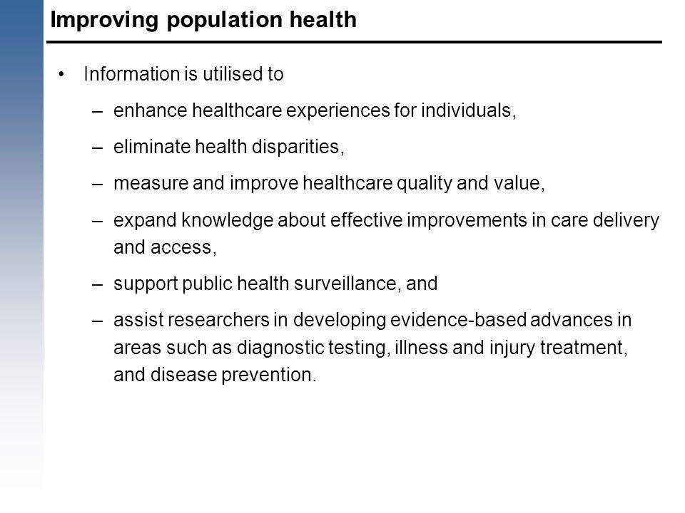 Population Health 10