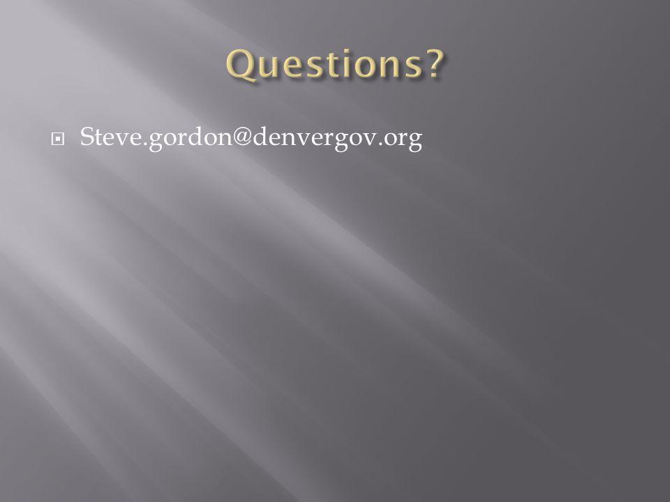  Steve.gordon@denvergov.org