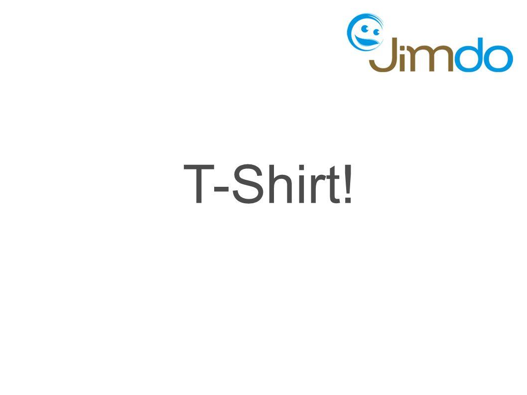 T-Shirt!