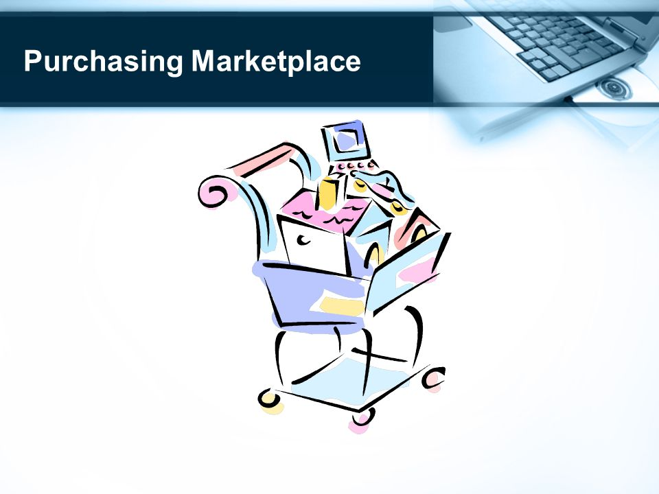 Purchasing Marketplace