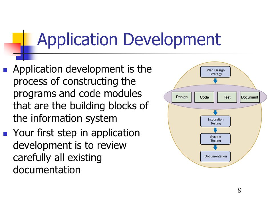 49 Post-Implementation Tasks Post-Implementation Evaluation Users can forget details of the developmental effort if too much time elapses Pressure to finish the project sooner usually results in an earlier evaluation in order to allow the IT department to move on to other tasks Ideally, conducting a post-implementation evaluation should be standard practice for all information systems projects
