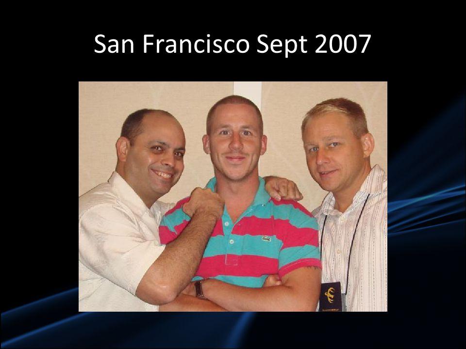 San Francisco Sept 2007