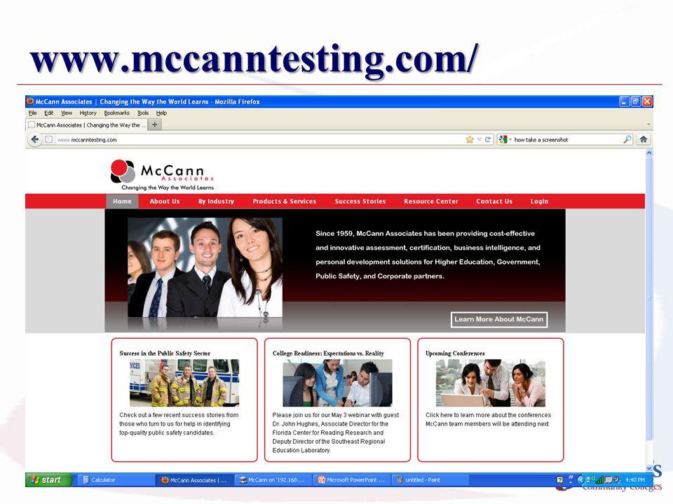 www.mccanntesting.com/
