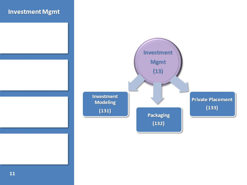 11 Investment Mgmt