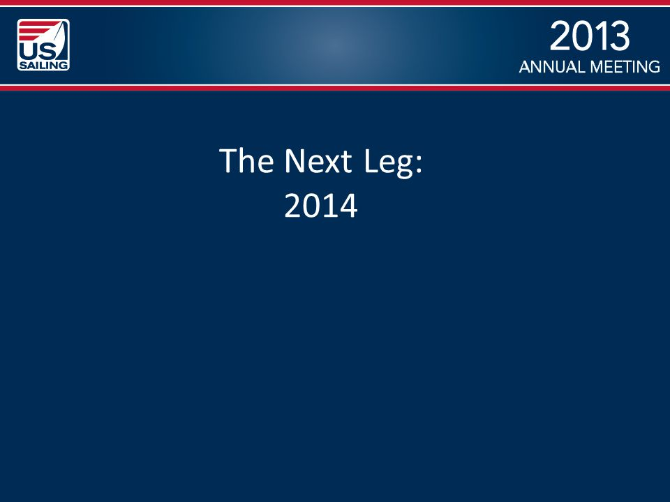 The Next Leg: 2014