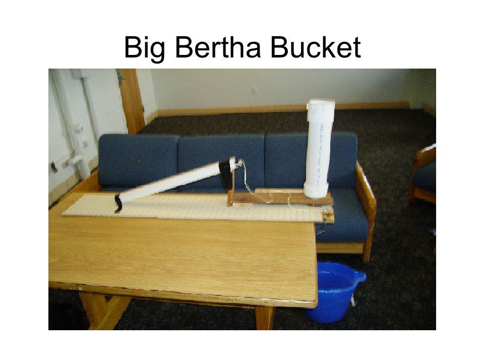 Big Bertha Bucket