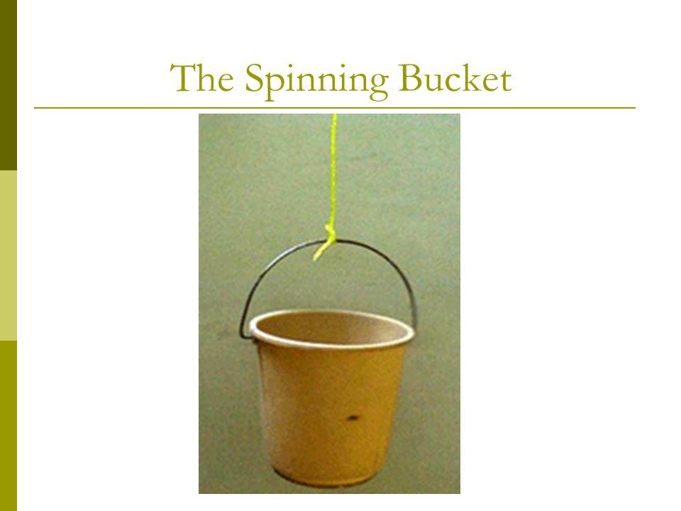 The Spinning Bucket
