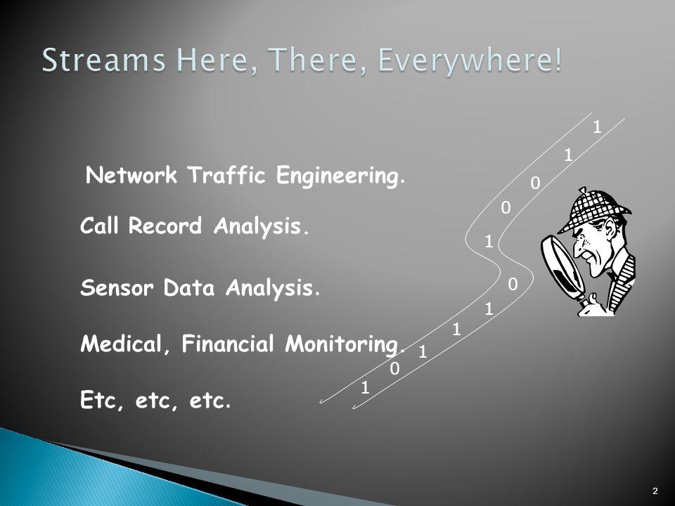 2 1 0 1 1 1 0 1 0 0 1 1 Network Traffic Engineering.