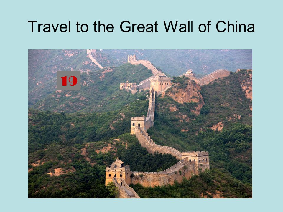 Travel to the Great Wall of China 19