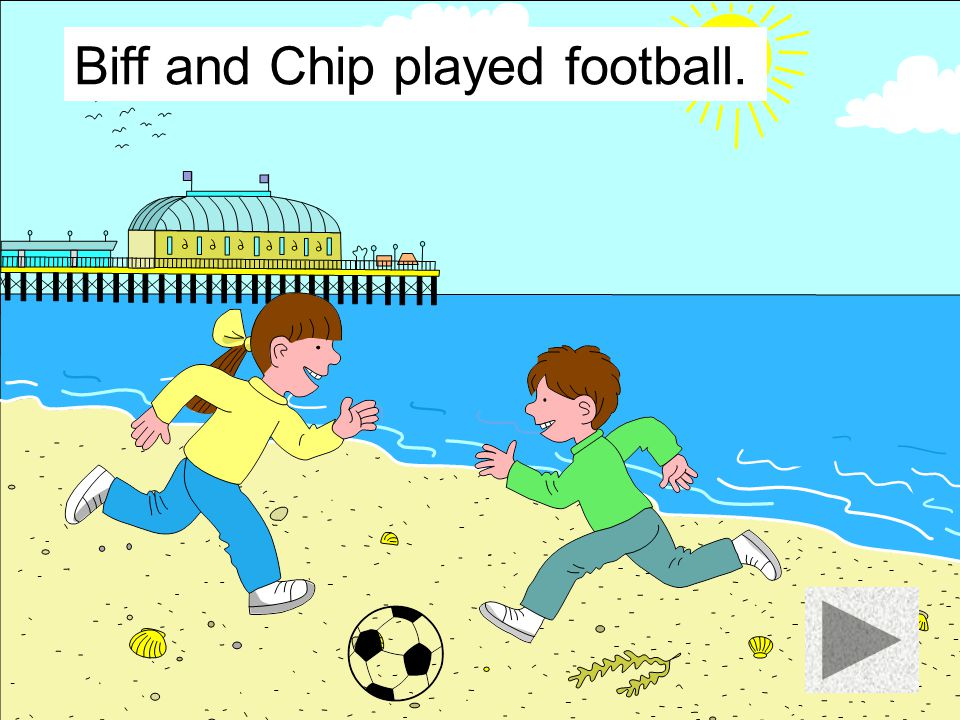 What did they play with? and football balloon bucket crab spade