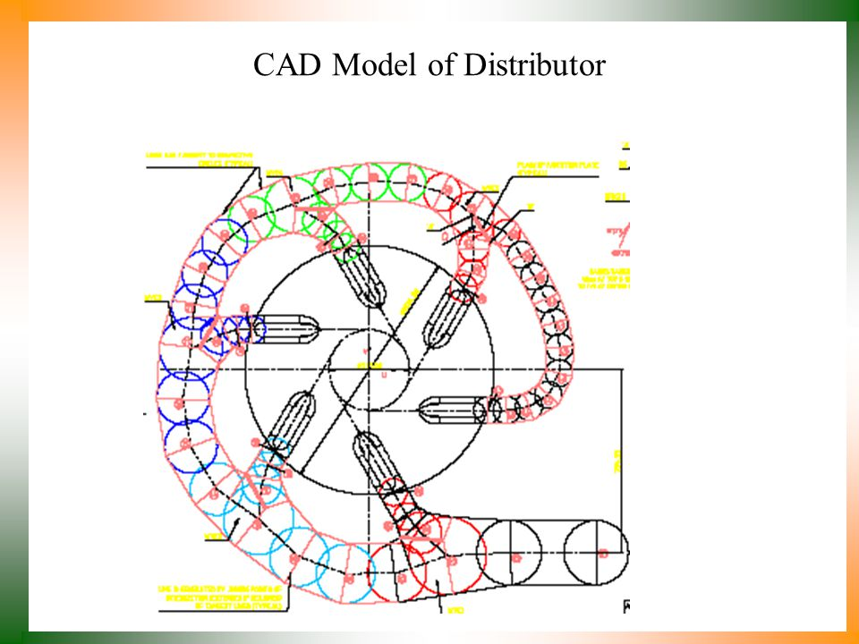Pelton Wheel Distributor - CFD Analysis The distributor to the Pelton wheel for the given geometry has been simulated using Fluent in a 3-d viscous in