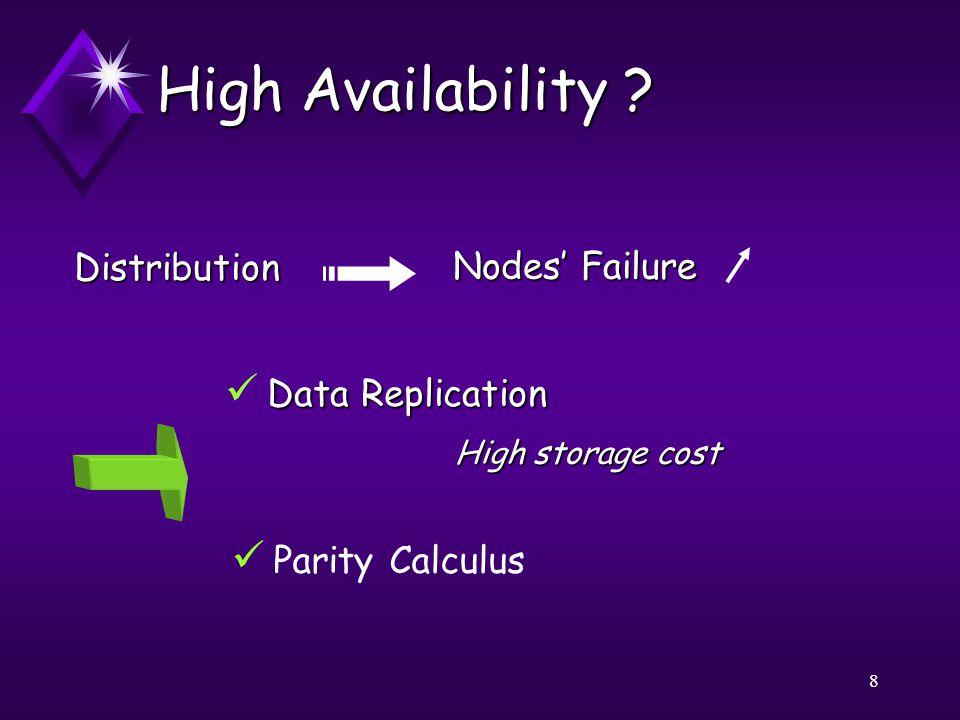 8 High Availability .