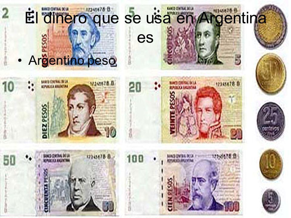 La Capital La capital de Argentina es Buenos Aires