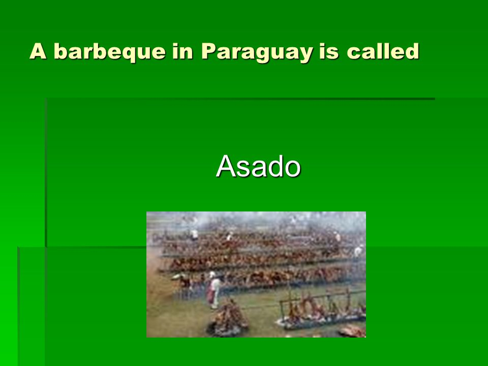 The two languages spoken in Paraguay are Spanish and Guarani Spanish and Guarani