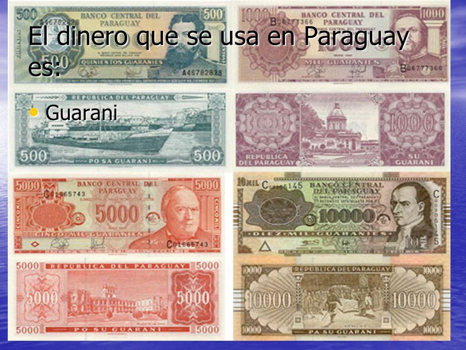 La capital de Paraguay es: Asunción Asunción