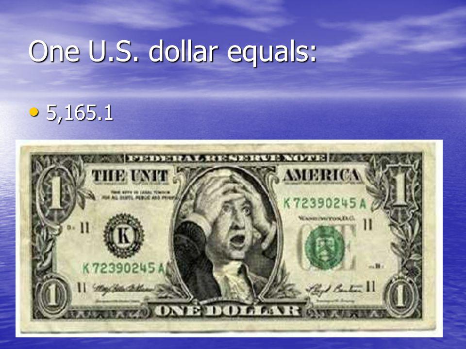 El dinero que se usa en Paraguay es: Guarani Guarani