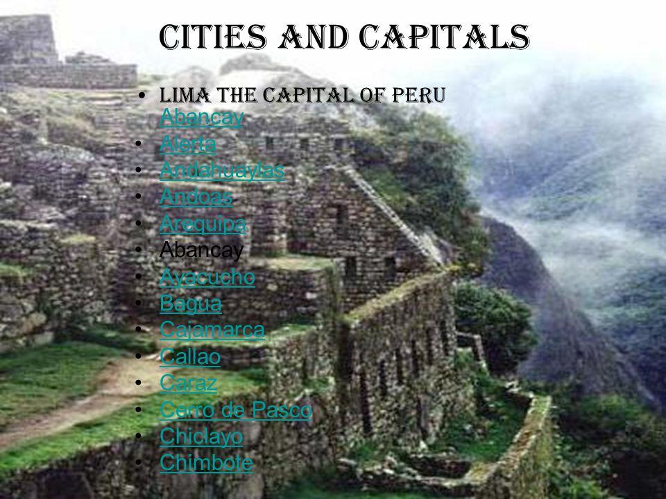 Peru Por Samanta Bruno
