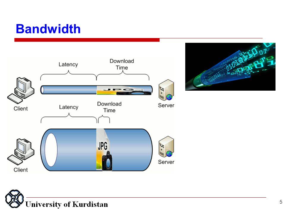 5 Bandwidth