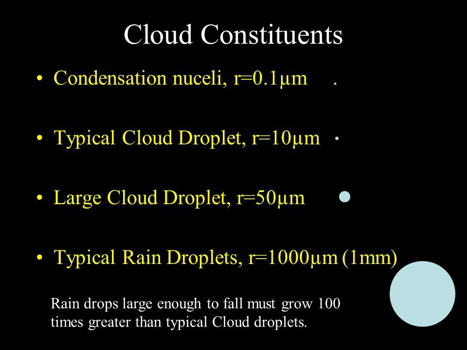 How do rain drops grow.