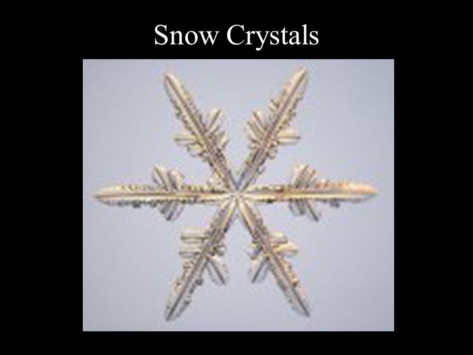 Measuring Precipitation Snow Measurement –Raingages are not reliable for snowfall measurement.