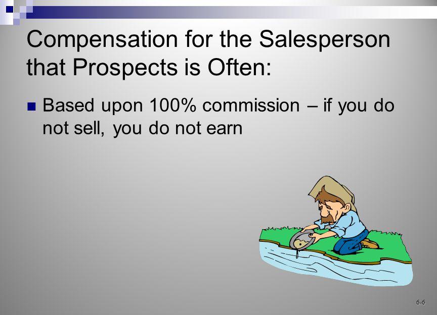 Exhibit 6.4: Prospecting Methods that Work.Prospecting is the lifeblood of selling.