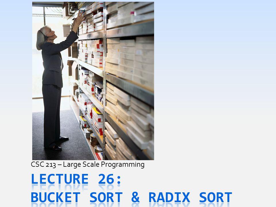 Radix-Sort In Action  List of 4-bit integers sorted using R ADIX - SORT 1001 0010 1101 0001 1110