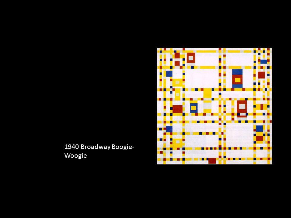 1940 Broadway Boogie- Woogie
