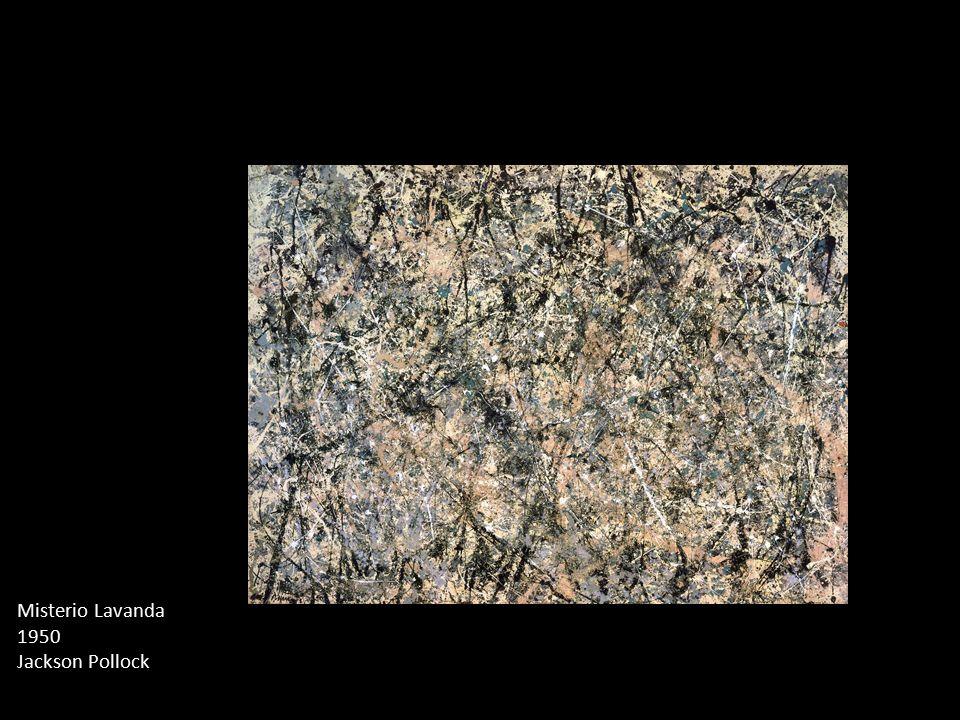 Misterio Lavanda 1950 Jackson Pollock
