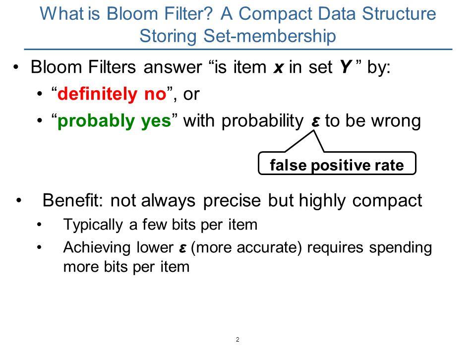 Example Use: Safe Browsing 3 www.binfan.com Lookup( www.binfan.com ) No.