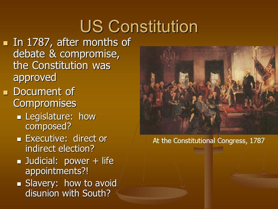 Principle of Judicial Review Origins Not in Constitution Marbury v.