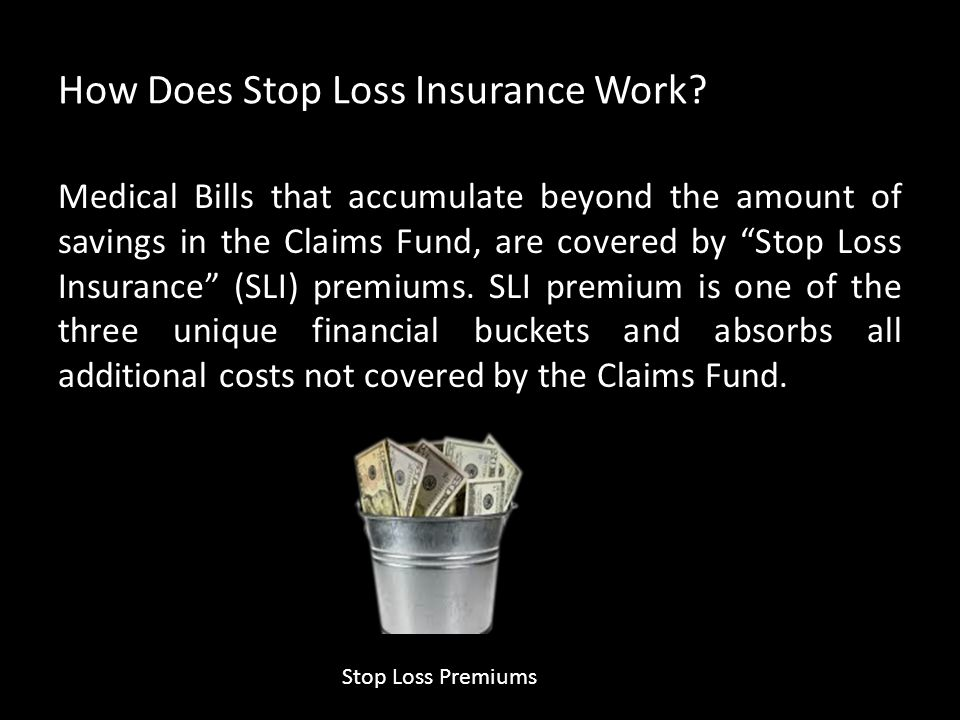 How Does Stop Loss Insurance Work.