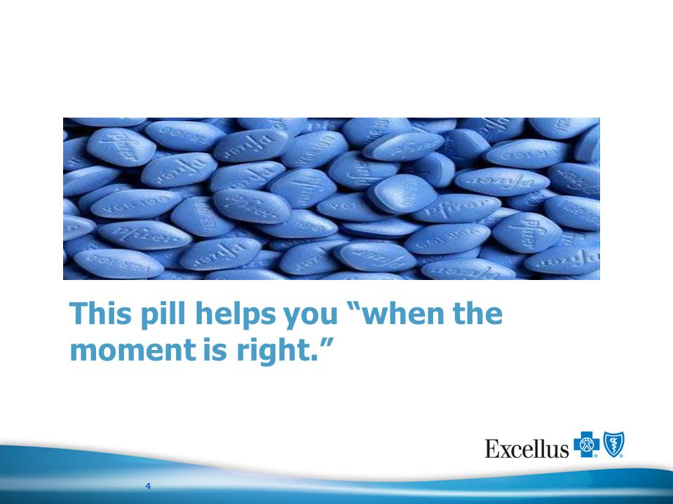 "Quiz This pill helps you ""when the moment is right."" 4"