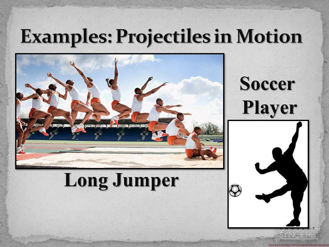 Long Jumper SoccerPlayer