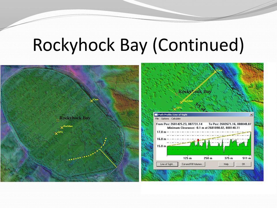 Rockyhock Bay (Continued)