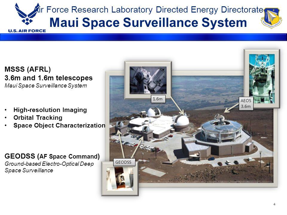 Multimodal Space Catalog: Radar vs.