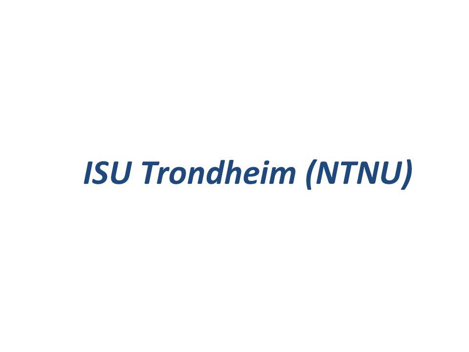 ISU Trondheim (NTNU)