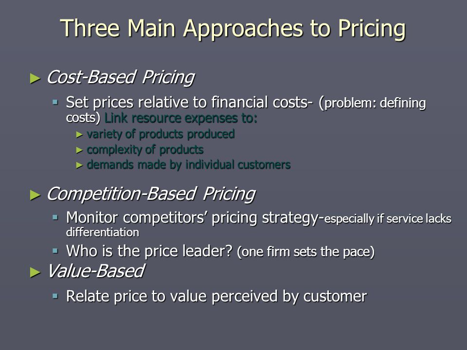 Key Categories of Rate Fences (cont'd) Non Physical Fences (cont'd) Buyer Characteristics Frequency or volume of consumption Member of certain loyalty-tier with the firm get priority pricing, discounts or loyalty benefits Group membership Child, student, senior citizen discounts Affiliation with certain groups (e.g.