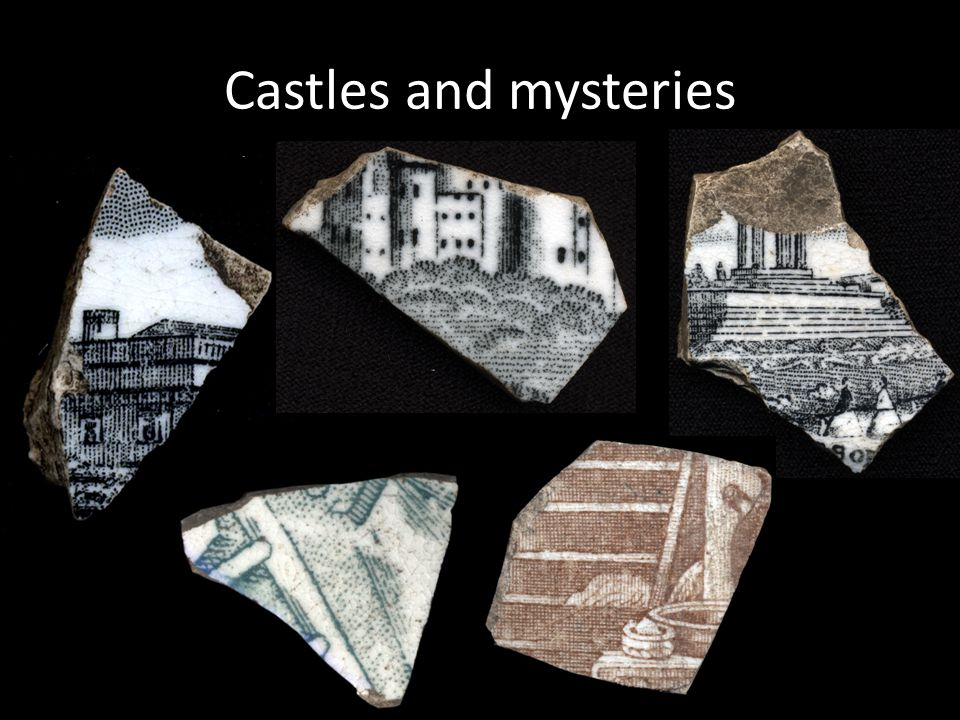 Castles and mysteries