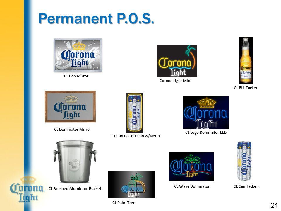 21 Permanent P.O.S.