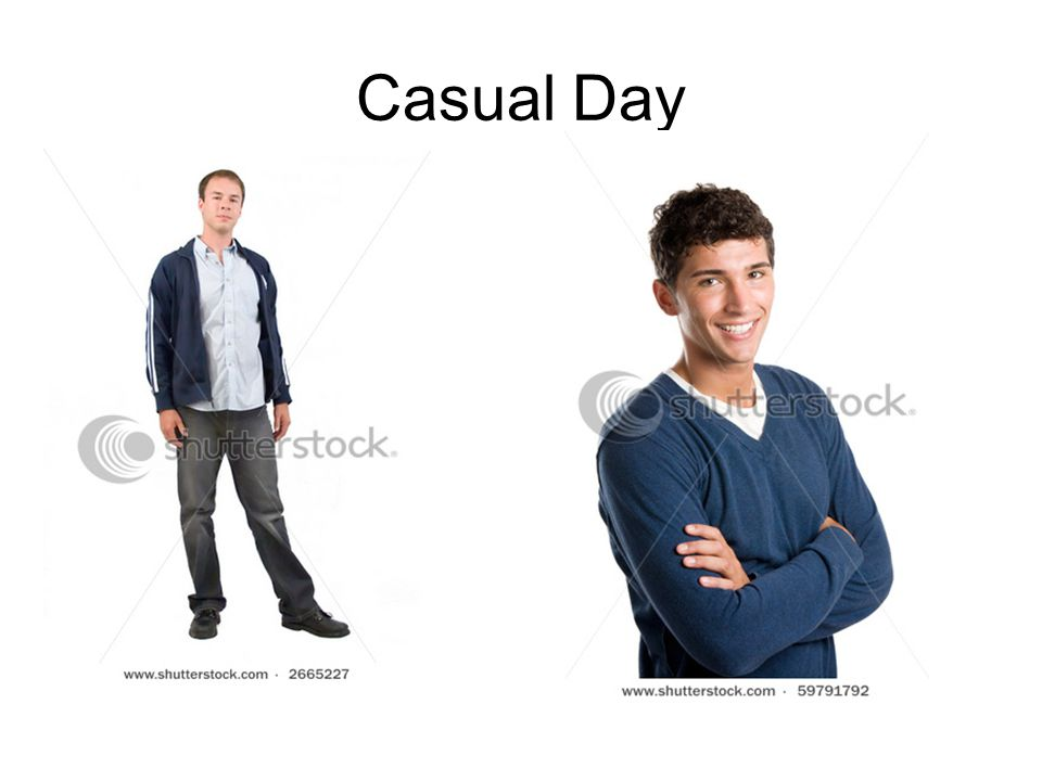 Casual Day
