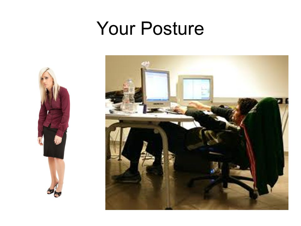 Your Posture